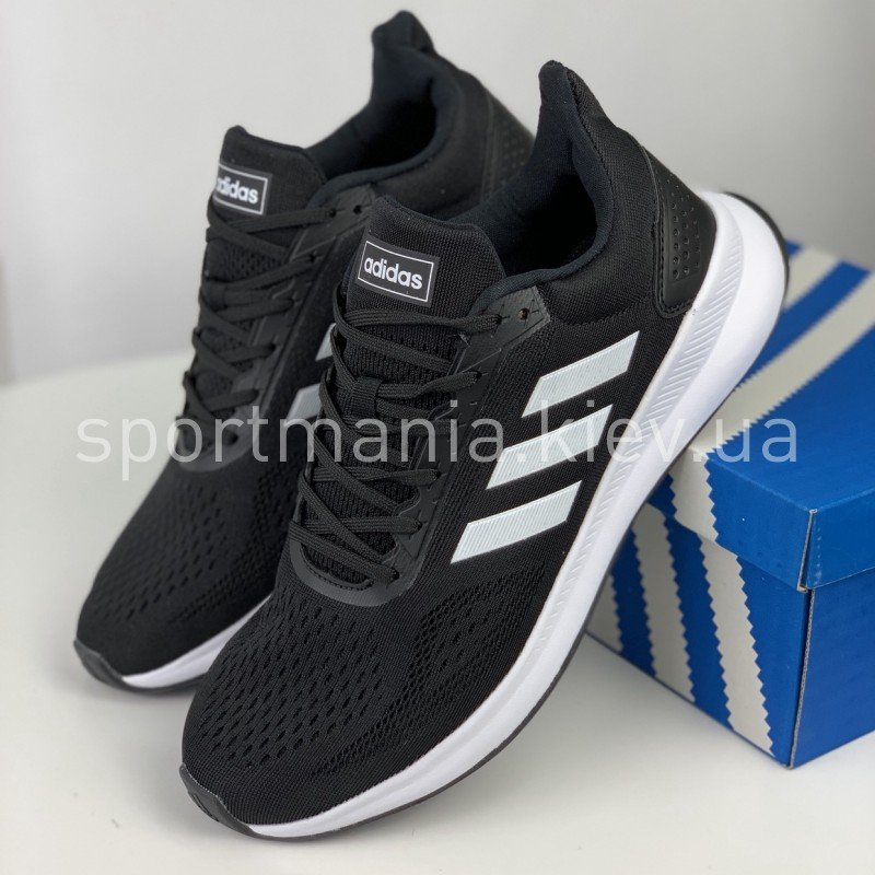 Adidas Bounce Black/White