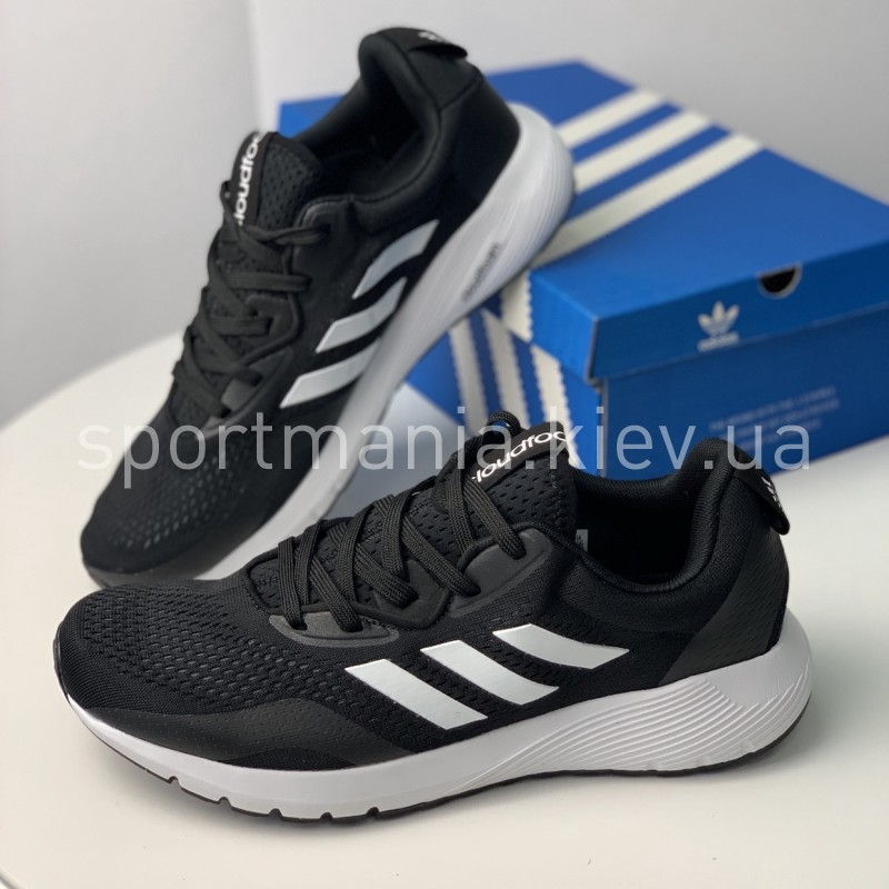 Adidas Cloudfoam Ortholite Running Black/White