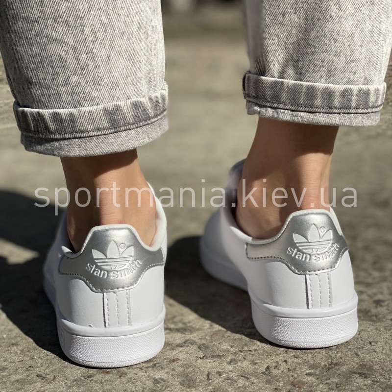 Stan Smith White/Silver